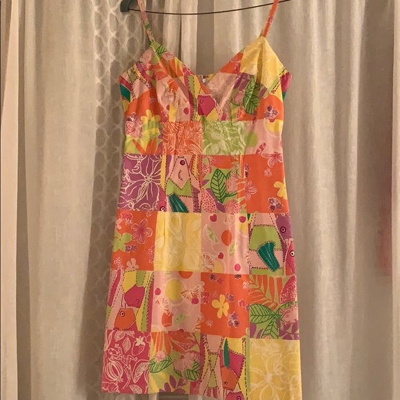 Lilly Pulitzer Dresses & Skirts - Vintage Lilly Pulitzer Dress